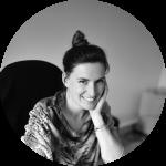 Portrait femme - équipe pédagogique Céline