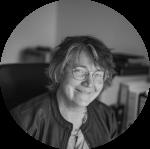 Portrait femme - équipe pédagogique Sylvie