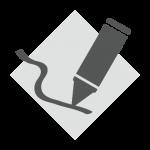 dessin d'un crayon pour illuster la formation pao
